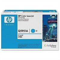 HP 643A Cyan LaserJet Toner Cartridge Q5951A