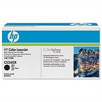 HP 649X Laserjet Black Toner Cartridge High Capacity CE260X