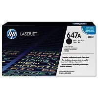 HP 647A Black Original LaserJet Toner Cartridge CE260A