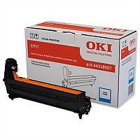 OKI 44318507 Laser Image Drum Unit Cyan For C711