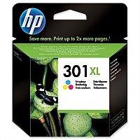 HP 301XL Tri Colour Ink Cartridge CH564EE