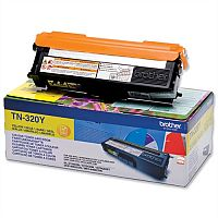 Brother TN-320Y Yellow Laser Toner Cartridge TN320Y