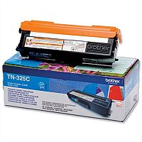 Brother TN-325C Cyan High Capacity Laser Toner Cartridge TN325C