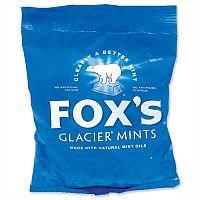 Fox's Glacier Mints Bag 200g Pack 1