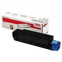 OKI 44917602 Black High Capacity Laser Toner Cartridge