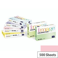 Image Coloraction Tropic Pale Pink A3 Paper 80gsm Pack of 500