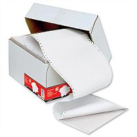 2 Part Listing Paper Carbonless Plain 241mm 60gsm 1000 Sheets 5 Star