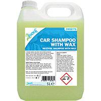 2Work Car Shampoo with Wax 5L 447