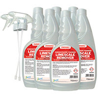 2Work Limescale Remover 750ml Pack of 6 524