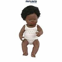 Female African Anatomical Doll