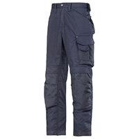 "Snickers CoolTwill Trousers Navy Waist 30"" Inside leg 30"" WW1"