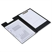 Rapesco Executive Clipboard Pocket Foolscap - Black