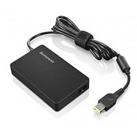 Lenovo ThinkPad 230W AC Adapter (Slim Tip) - Power adapter - AC 100-240 V - 230 Watt