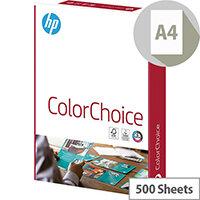 HP Hewlett Packard Laser Printer Paper A4 100gsm White 500 Sheets