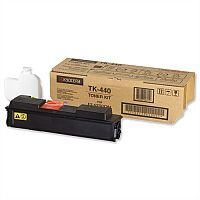 Kyocera TK 440 Black Toner Cartridge