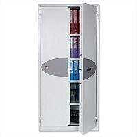 Phoenix Fire Ranger FS1513K Size 3 Fire Safe with Key Lock White 615L 30 minute Fire Protection
