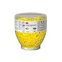 3M E-A-R Soft Yellow Neons Refill Bottle Pack of 500 PD-01-002