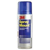3M Spray Mount Adhesive Spray Can 400ml SMOUNT