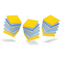 Post-It Super Sticky New York 76x76mm Pack of 6 3 For 2