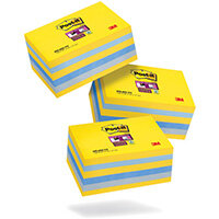 Post-It Super Sticky New York 76x127mm Pack of 6 3 For 2