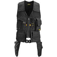Snickers 4250 AllroundWork Tool Vest Size XS Black