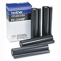 Brother PC204RF Fax Ribbon Black Pack 4