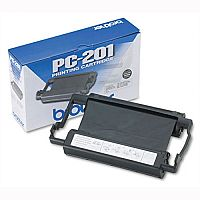 Brother PC 201 Fax Ribbon Cartridge for fax 1030