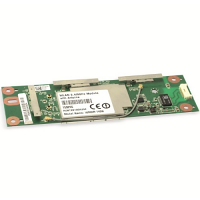 OKI Wireless LAN Module for 412/B432/B512 Desktop Printers - Genuine OKI Product - WiFi 802.11a/b/g/n