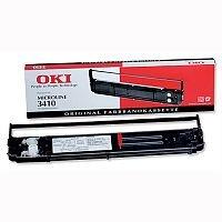 OKI 09002308 Printer Ribbon Cassette Black for 3410