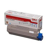 OKI 46508711 Cyan Standard Yield Toner Cartridge