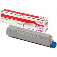 OKI 46508714 Magenta Standard Yield Toner Cartridge