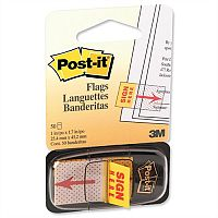 Sign Here Index Pack of 50 -Post-it W25mm