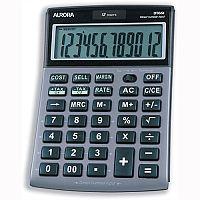 Aurora DT661 Desktop Calculator 12 Digit