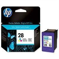 HP 28 Tri Colour Inkjet Cartridge C8728AE