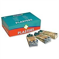 Wallace Cameron Fabric Pilferproof Plasters Pack of 150