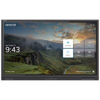 """Avocor AVE-5530 - 55"""" Diagonal Class E-Series LED display - interactive digital signage - with touchscreen - 4K UHD (2160p) 3840 x 2160 - direct-lit LED"""