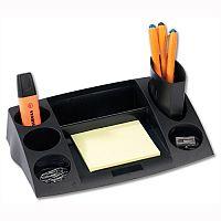 Desk Tidy Black W270xD152xH55mm Avery DTR Eco
