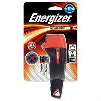 Energizer Impact LED Torch Weatherproof 16hr 11 Lumens 2AAA