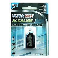 5 Star Value Alkaline Battery 9V Pack 1