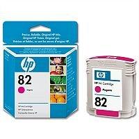 HP 82 Magenta Inkjet Cartridge 69ml C4912A