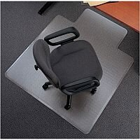 Chair Mat Traditional CARPET Protection PVC 1143x1346mm 5 Star