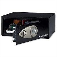 SentrySafe Master Lock X075 Security Home Safe Electronic Lock 4mm Door 2mm Walls 22.5 Litre 12.1kg W430xD370xH180mm