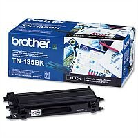 Brother TN-135BK Black High Capacity Toner Cartridge TN135BK