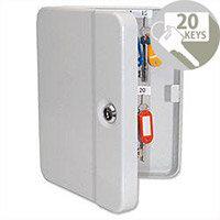 Helix Standard Key Safe Cabinet 20 Key Capacity