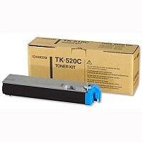 Kyocera TK520C Cyan Toner