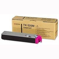 Kyocera TK520M Magenta Toner