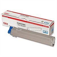 OKI 42918915 Cyan Toner for C9600 C9800 - Original