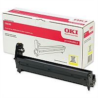 OKI 43449013 Drum Yellow for C8600 C8800