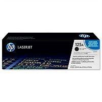 HP 125A Black Laserjet Toner Cartridge CB540A