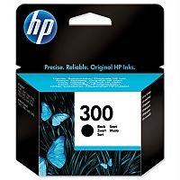 HP 300 Black Ink Cartridge CC640EE